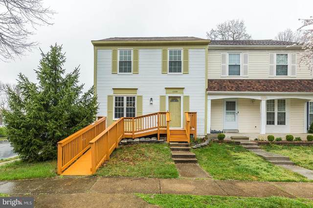 12250 Ivy League Court, WOODBRIDGE, VA 22192 (#VAPW490054) :: The Miller Team