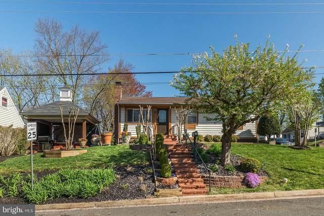 100 Meeker Street, MANASSAS PARK, VA 20111 (#VAMP113756) :: Jacobs & Co. Real Estate