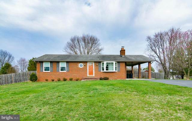 6910 Sheffield Drive, SYKESVILLE, MD 21784 (#MDCR195286) :: Corner House Realty