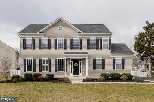 195 Fairground Road, PRINCE FREDERICK, MD 20678 (#MDCA175208) :: Radiant Home Group