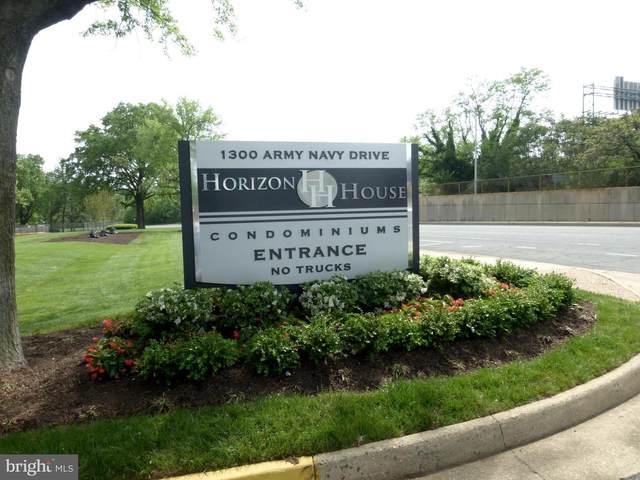 1300 Army Navy Drive #1012, ARLINGTON, VA 22202 (#VAAR160364) :: Great Falls Great Homes