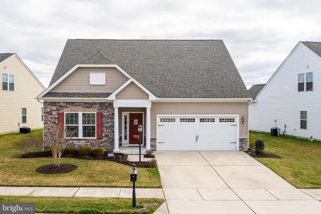16 Harlequin Loop, BRIDGEVILLE, DE 19933 (#DESU158070) :: CoastLine Realty