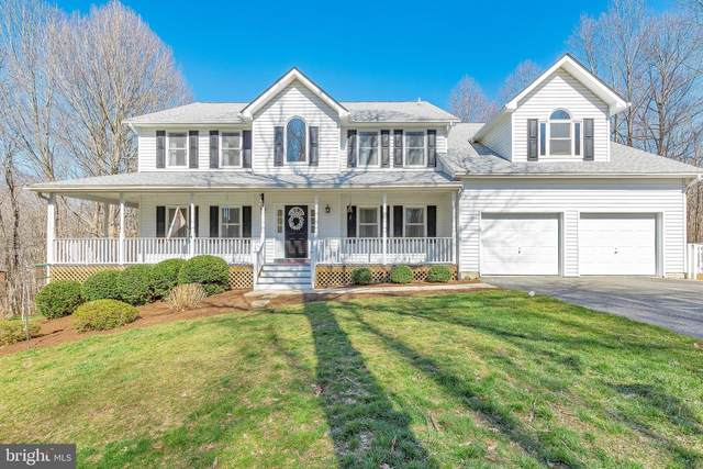 4240 Weeping Willow Lane, HUNTINGTOWN, MD 20639 (#MDCA175216) :: The Sky Group