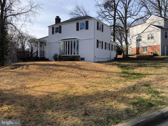 5735 Euclid Street, CHEVERLY, MD 20785 (#MDPG562452) :: The Licata Group/Keller Williams Realty