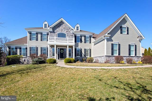 1472 Luna Drive, DOWNINGTOWN, PA 19335 (#PACT503060) :: The John Kriza Team