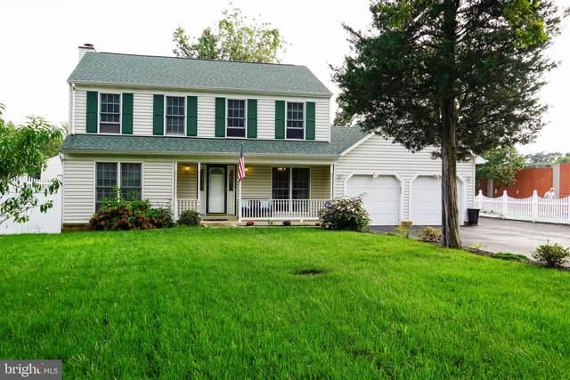 7807 Hooes Road, SPRINGFIELD, VA 22152 (#VAFX1117276) :: Debbie Dogrul Associates - Long and Foster Real Estate