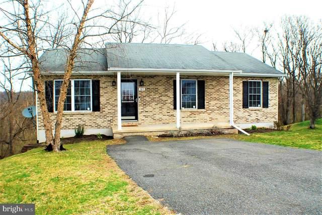105 Legacy Court, STEPHENS CITY, VA 22655 (#VAFV156316) :: Dart Homes
