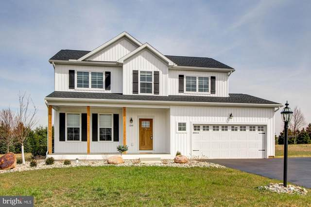 1840 Buck Hill Drive, YORK, PA 17408 (#PAYK135286) :: The Joy Daniels Real Estate Group