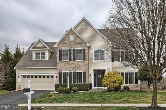 910 Espenshade Court, HUMMELSTOWN, PA 17036 (#PADA120182) :: John Smith Real Estate Group