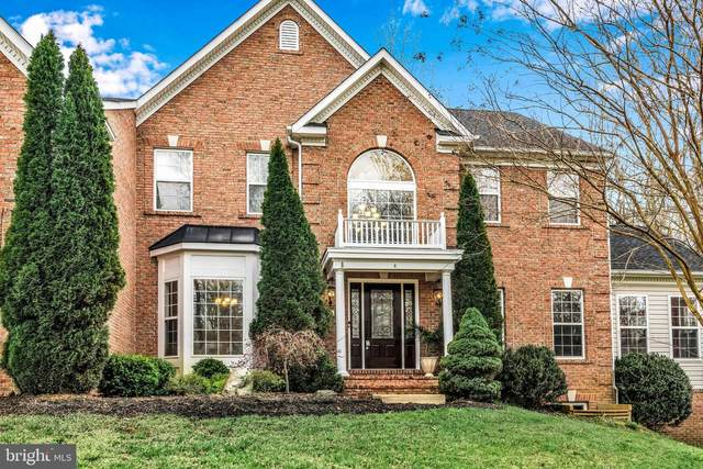 4 Millbrook Road, STAFFORD, VA 22554 (#VAST219908) :: Seleme Homes