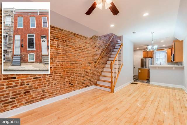132 N Glover Street, BALTIMORE, MD 21224 (#MDBA504222) :: City Smart Living