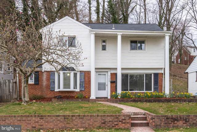7224 Kipling Parkway, DISTRICT HEIGHTS, MD 20747 (#MDPG562502) :: The Gus Anthony Team