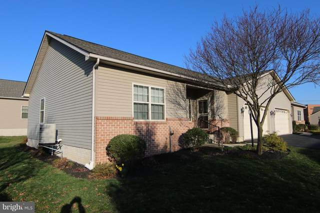 97 Eric Drive, HARRISBURG, PA 17111 (#PADA120190) :: Keller Williams of Central PA East
