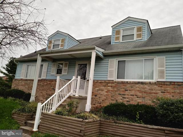8613 Silver Knoll Drive, PERRY HALL, MD 21128 (#MDBC488764) :: The Dailey Group