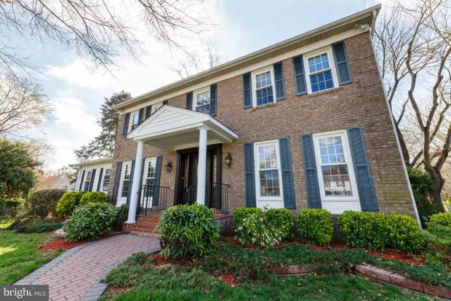 7813 Kincardine Court, ALEXANDRIA, VA 22315 (#VAFX1117416) :: Bruce & Tanya and Associates