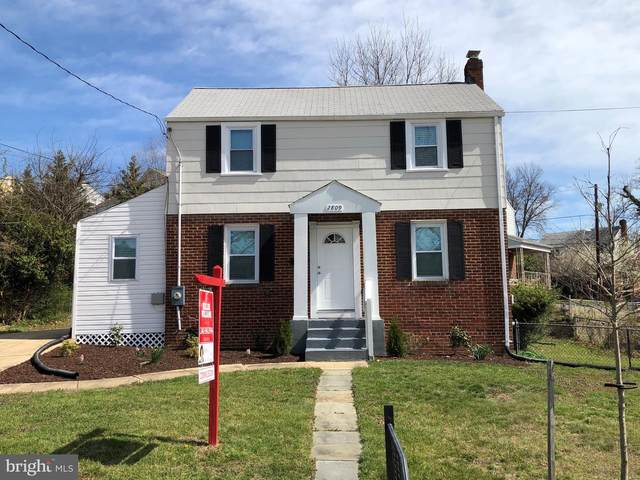 2809 63RD Avenue, CHEVERLY, MD 20785 (#MDPG562536) :: The Licata Group/Keller Williams Realty