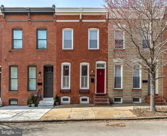 816 S East Avenue, BALTIMORE, MD 21224 (#MDBA504252) :: The Daniel Register Group