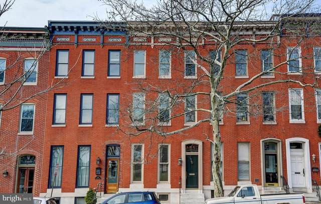 124 S Patterson Park Avenue, BALTIMORE, MD 21231 (#MDBA504272) :: SURE Sales Group