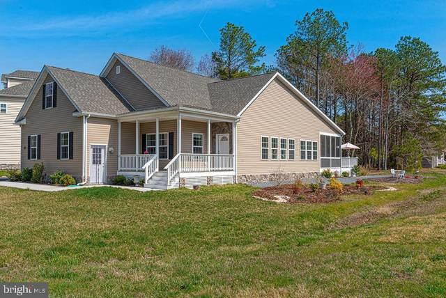 502 Tidewater Cove, OCEAN PINES, MD 21811 (#MDWO112888) :: AJ Team Realty