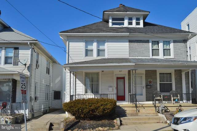 237 W High Street, RED LION, PA 17356 (#PAYK135340) :: Talbot Greenya Group