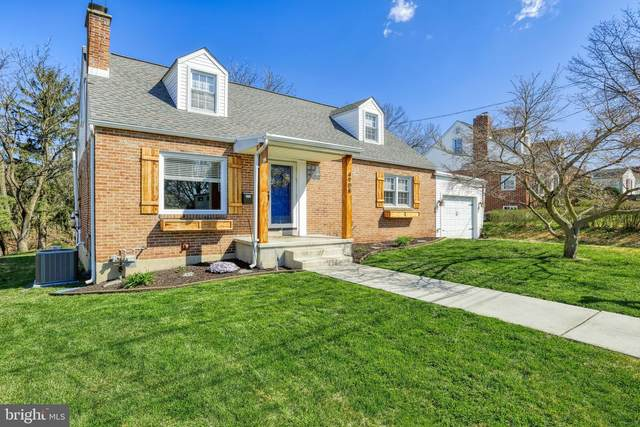 4908 Hilltop Road, HARRISBURG, PA 17111 (#PADA120204) :: The Joy Daniels Real Estate Group
