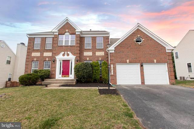 11614 Settlers Circle, GERMANTOWN, MD 20876 (#MDMC700352) :: The Miller Team