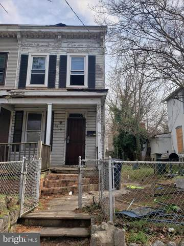 2220 13TH Street SE, WASHINGTON, DC 20020 (#DCDC462246) :: Jim Bass Group of Real Estate Teams, LLC