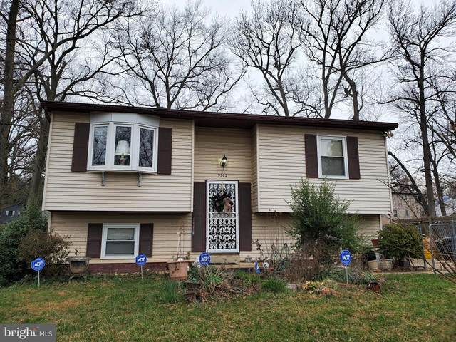 9502 48TH Place, COLLEGE PARK, MD 20740 (#MDPG562674) :: Shawn Little Team of Garceau Realty