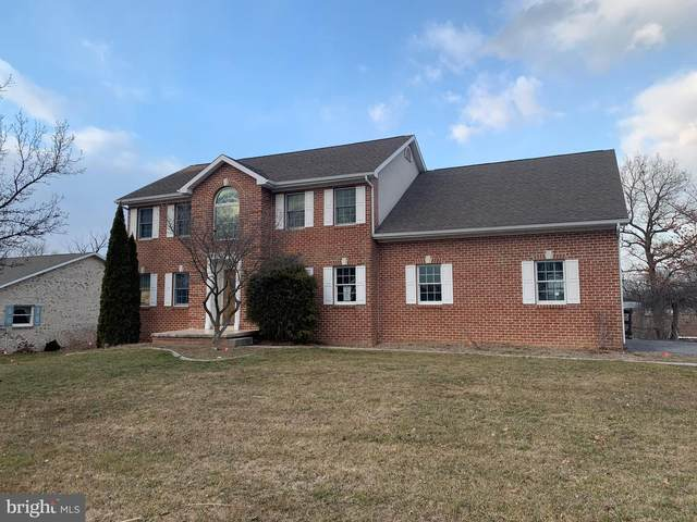 605 Kittatinny Drive, CHAMBERSBURG, PA 17202 (#PAFL171926) :: The Joy Daniels Real Estate Group