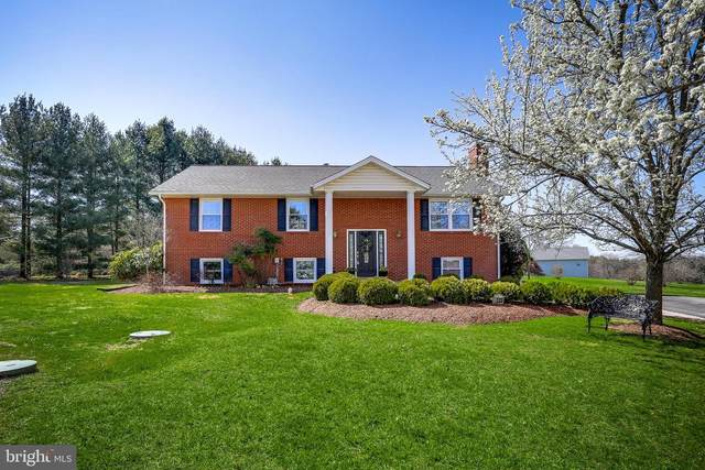 5100 Valley Hill Drive, MOUNT AIRY, MD 21771 (#MDCR195352) :: Bob Lucido Team of Keller Williams Integrity