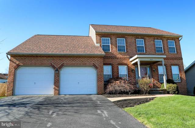 1837 Londontowne Circle, HAGERSTOWN, MD 21740 (#MDWA171336) :: The Miller Team