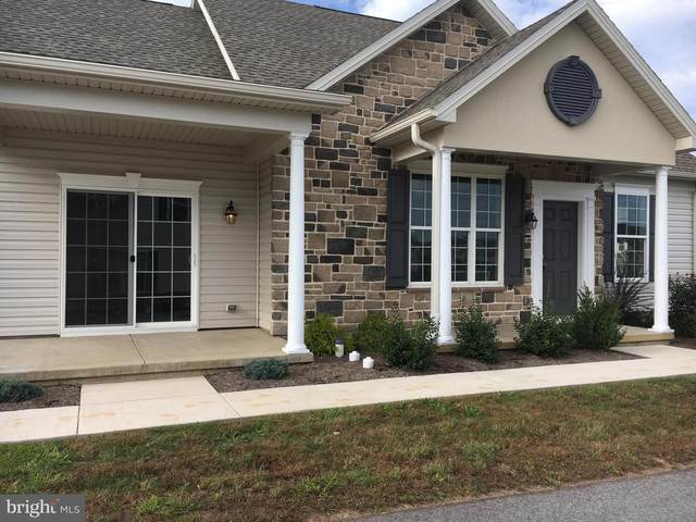 242 Dolomite Drive Jhv8a, YORK, PA 17408 (#PAYK135358) :: The Joy Daniels Real Estate Group