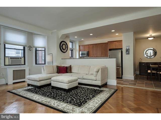 250 S 13TH Street 4B, PHILADELPHIA, PA 19107 (#PAPH883562) :: Nexthome Force Realty Partners