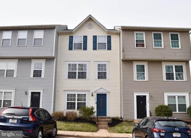 359 Moseby Court, MANASSAS PARK, VA 20111 (#VAMP113770) :: Jacobs & Co. Real Estate