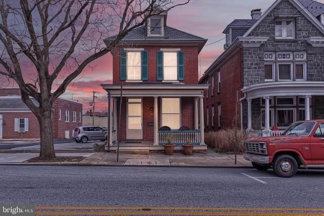 36 E Middle Street, GETTYSBURG, PA 17325 (#PAAD110986) :: Flinchbaugh & Associates