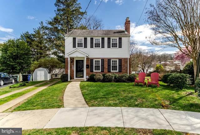 913 N Longfellow Street, ARLINGTON, VA 22205 (#VAAR160444) :: Pearson Smith Realty