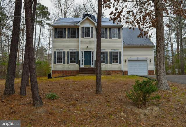 608 Cicero Drive, RUTHER GLEN, VA 22546 (#VACV121812) :: AJ Team Realty