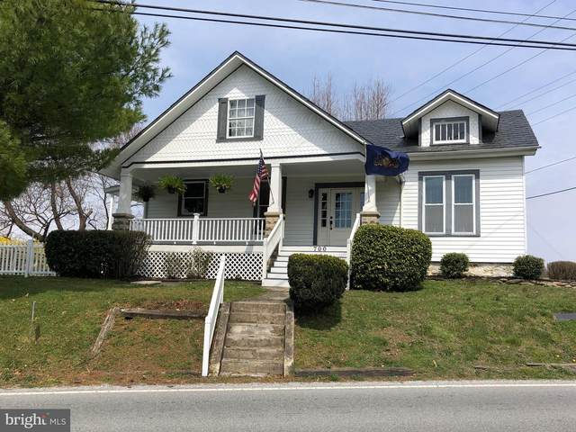 700 New Park Road, NEW PARK, PA 17352 (#PAYK135366) :: The Joy Daniels Real Estate Group