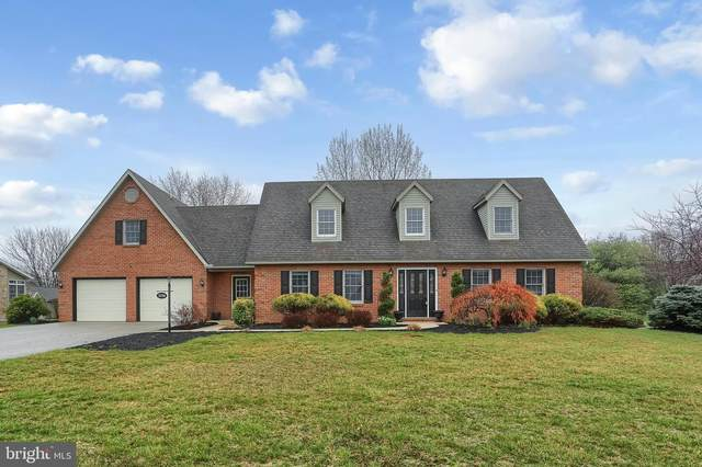 3258 St Andrews Drive, CHAMBERSBURG, PA 17202 (#PAFL171934) :: The Heather Neidlinger Team With Berkshire Hathaway HomeServices Homesale Realty