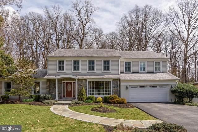 7608 Arrowood Road, BETHESDA, MD 20817 (#MDMC700444) :: Blackwell Real Estate