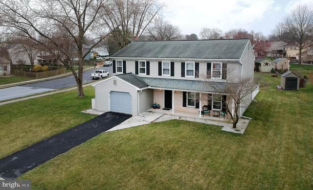 819 N Arch Street, MECHANICSBURG, PA 17055 (#PACB122454) :: Iron Valley Real Estate