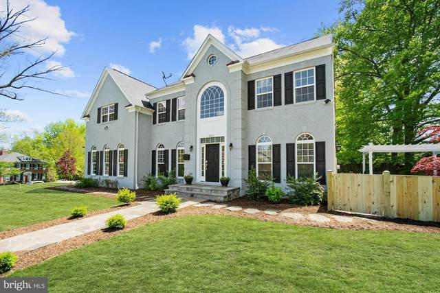 10111 Cedar Lane, KENSINGTON, MD 20895 (#MDMC700448) :: Jennifer Mack Properties