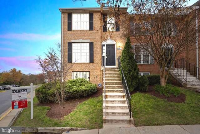 5063 Colburn Terrace, HYATTSVILLE, MD 20782 (#MDPG562764) :: EXP Realty
