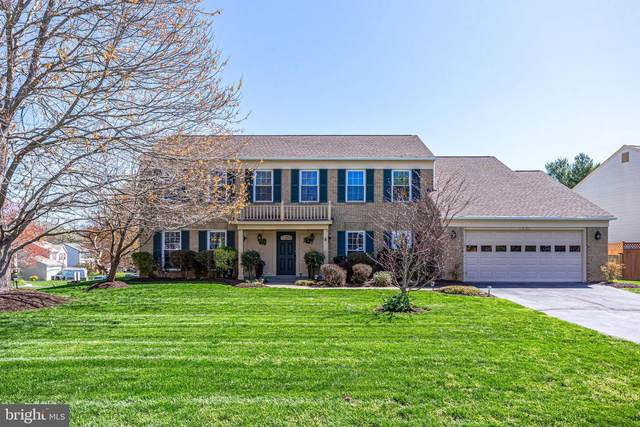 1321 Stourhead Court, HERNDON, VA 20170 (#VAFX1117724) :: The Redux Group