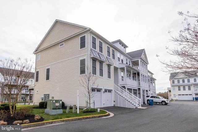 9904 Bay Court Lane Unit 1, OCEAN CITY, MD 21842 (#MDWO112910) :: The Miller Team
