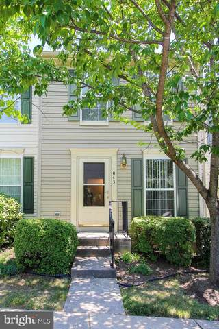 1843 Tiger Lily Circle, WOODBRIDGE, VA 22192 (#VAPW490332) :: AJ Team Realty