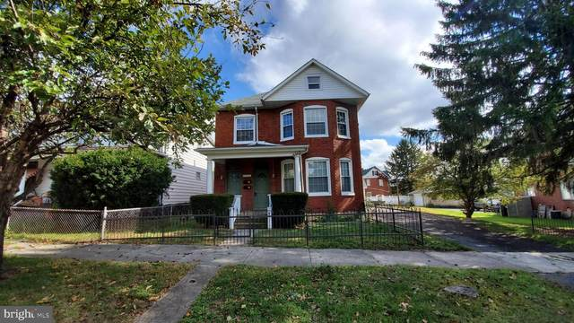 304 Pennsylvania Avenue, CUMBERLAND, MD 21502 (#MDAL133904) :: AJ Team Realty