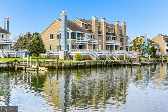 220 N Heron Drive 220-1, OCEAN CITY, MD 21842 (#MDWO112914) :: Atlantic Shores Sotheby's International Realty