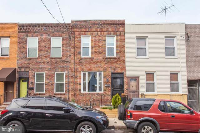 713 Mcclellan Street, PHILADELPHIA, PA 19148 (#PAPH883686) :: Pearson Smith Realty