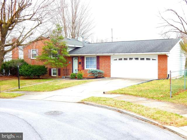 510 Georgia S, MARTINSBURG, WV 25401 (#WVBE175788) :: Corner House Realty
